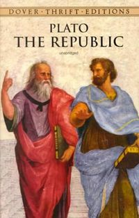 Get your copy of The Republic by Plato - one of the most influential books in the life of Tom Morris - philosopher, author, and past notre dame professor