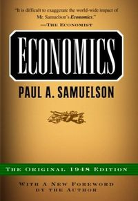 In Economics: The Original 1948 Edition, professor Samuelson's work remains as viable and thought-provoking as it was a half-century ago. The timeless wisdom applicability of his words still ring true in today's turbulent economic world. This unique and carefully crafted reprodctuion edition represents the original spark that ignited the Samuelson revolution--a movement that has endured for half a century. Doubly valuable for both its rich history and its still-fresh ideas.