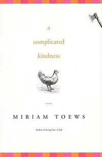 Check out A Complicated Kindness by Miriam Toews - The most influential and favorite book of Ali Howard!