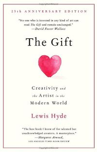 Amazon.com Product Description - The Gift: By now a modern classic, The Gift is a brilliantly orchestrated defense of the value of creativity and of its importance in a culture increasingly governed by money and overrun with commodities. It is in itself a gift to all who discover the classic wisdom found in its pages.