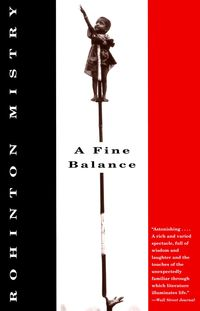 Get your copy of A Fine Balance by Rohinton Mistry here - One of the favorite and most influential books in the life of Peter Bregman - contributor to Harvard Business Review and CEO of Bregman Partners, Inc