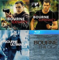 Get your copy of The Bourne Trilogy by Robert Ludlum - One of the favorite and most influential books in the life of Benjamin Cardin - United States Senator of Maryland